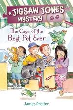 Book cover of JIGSAW JONES - BEST PET EVER