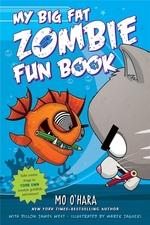 Book cover of BIG FAT ZOMBIE FUN BOOK