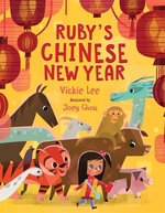 Book cover of RUBY'S CHINESE NEW YEAR