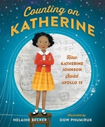 Book cover of COUNTING ON KATHERINE