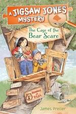 Book cover of JIGSAW JONES - BEAR SCARE