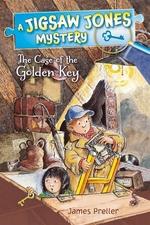Book cover of JIGSAW JONES - GOLDEN KEY