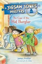 Book cover of JIGSAW JONES - HAT BURGLAR