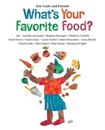 Book cover of WHAT'S YOUR FAVORITE FOOD