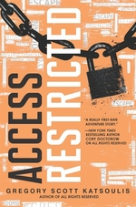 Book cover of ACCESS RESTRICTED