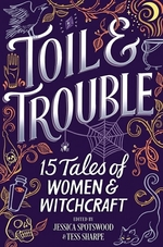 Book cover of TOIL & TROUBLE