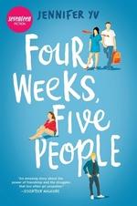 Book cover of 4 WEEKS 5 PEOPLE