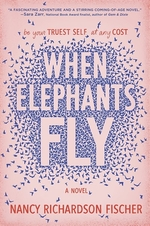 Book cover of WHEN ELEPHANTS FLY