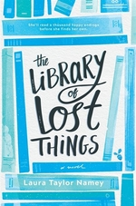 Book cover of LIBRARY OF LOST THINGS