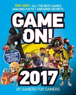 Book cover of GAME ON 2017 ALL THE BEST GAMES