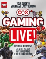 Book cover of GAMING LIVE