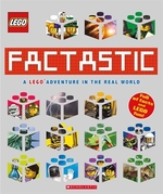 Book cover of FACTASTIC - A LEGO ADVENTURE IN THE REAL
