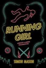 Book cover of RUNNING GIRL