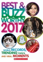 Book cover of BEST & BUZZYWORTHY 2017 - WORLD RECORD