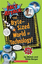 Book cover of FACT ATTACK 02 BYTE-SIZED WORLD OF TECHN