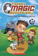 Book cover of FRANKIE'S MAGIC SOCCER BALL 05 FRANKIE V