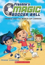 Book cover of FRANKIE'S MAGIC SOCCER BALL 06 WORLD CUP