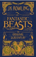 Book cover of FANTASTIC BEASTS & WHERE TO FIND THEM SC
