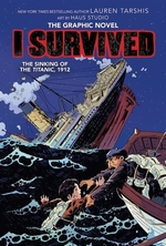 Book cover of I SURVIVED GN 01 SINKING OF THE TITANIC