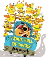 Book cover of TRUCK FULL OF DUCKS