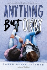 Book cover of ANYTHING BUT OKAY