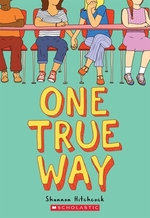 Book cover of 1 TRUE WAY