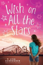 Book cover of WISH ON ALL THE STARS
