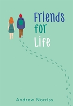 Book cover of FRIENDS FOR LIFE