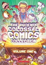 Book cover of PHOENIX COLOSSAL COMICS COLLECTION 01