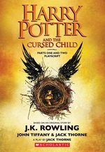 Book cover of HARRY POTTER & THE CURSED CHILD I & II
