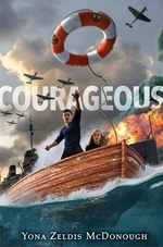 Book cover of COURAGEOUS