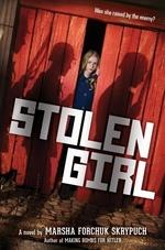 Book cover of STOLEN GIRL