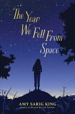 Book cover of YEAR WE FELL FROM SPACE