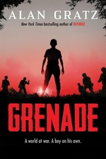 Book cover of GRENADE
