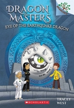 Book cover of DRAGON MASTERS 13 EYE OF THE EARTHQUAKE