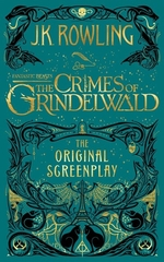 Book cover of FANTASTIC BEASTS THE CRIMES OF GRINDELWA