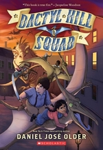 Book cover of DACTYL HILL SQUAD 01