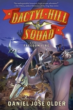 Book cover of DACTYL HILL SQUAD 02 FREEDOM FIRE