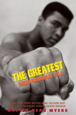 Book cover of GREATEST MUHAMMAD ALI