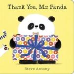 Book cover of THANK YOU MR PANDA A BOARD BOOK