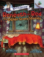 Book cover of MISTER SHIVERS - BENEATH THE BED & OTHER