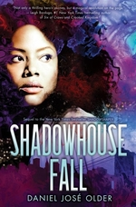 Book cover of SHADOWSHAPER CYPHER 02 SHADOWHOUSE FALL
