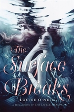 Book cover of SURFACE BREAKS