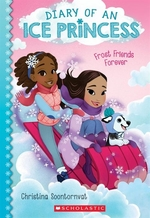 Book cover of DIARY OF AN ICE PRINCESS 02 FROST FRIEND