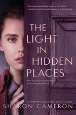 Book cover of LIGHT IN HIDDEN PLACES