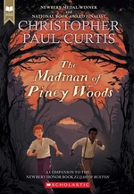 Book cover of MADMAN OF PINEY WOODS