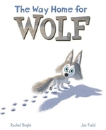 Book cover of WAY HOME FOR WOLF