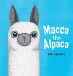 Book cover of MACCA THE ALPACA