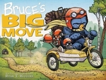 Book cover of BRUCE'S BIG MOVE