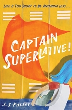 Book cover of CAPTAIN SUPERLATIVE